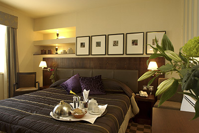 New Northumbria Hotel bedroom interior